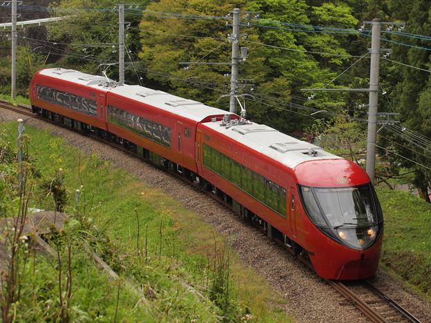 富士急8500系富士山ビュー特急 上大月~田野倉 08