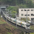 Photos: E257系特急あずさ 中央本線藤野~上野原01
