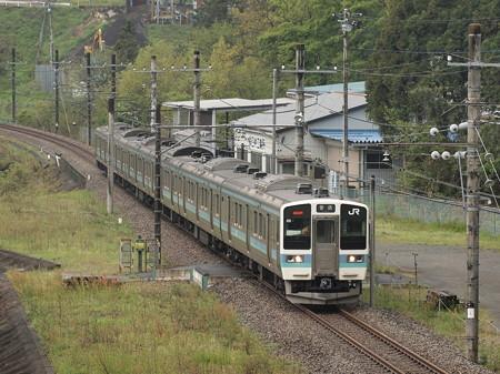 211系普通  中央本線藤野~上野原02