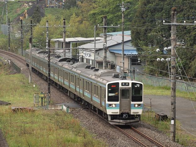 Photos: 211系普通  中央本線藤野~上野原03