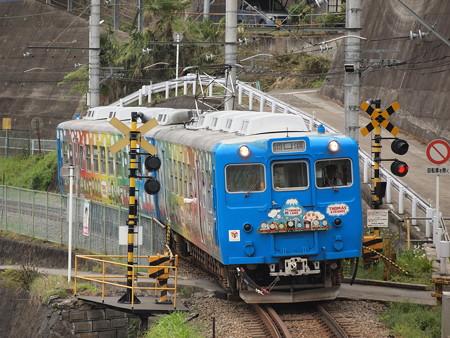 富士急5000形普通 上大月~田野倉03