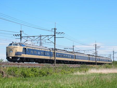 583系ニコニコ超会議号  武蔵野線東浦和~東川口06