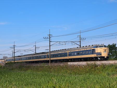 583系ニコニコ超会議号  武蔵野線東浦和~東川口02