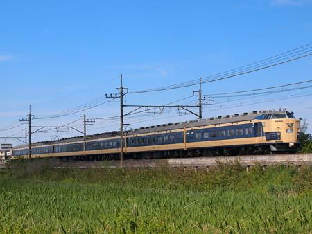 583系ニコニコ超会議号  武蔵野線東浦和~東川口03
