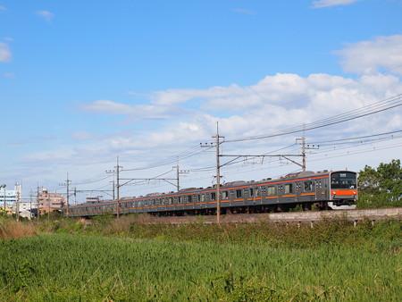 205系普通   武蔵野線東浦和~東川口03