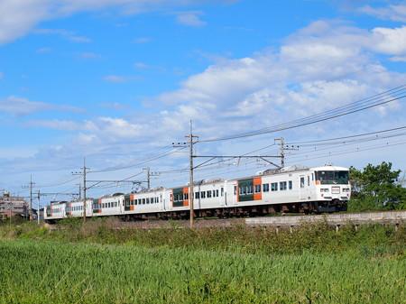 185系臨時快速 武蔵野線東浦和~東川口