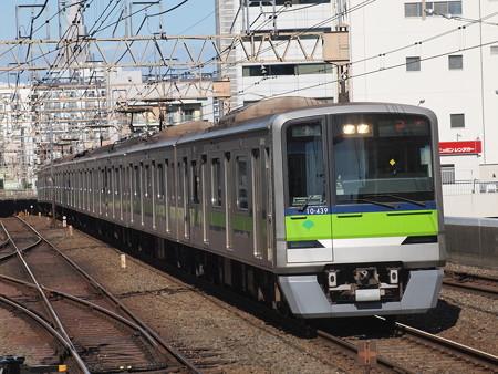 都営10-300形快速 京王線笹塚駅