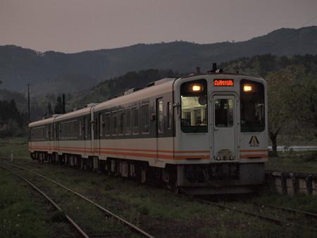 AT650形 会津鉄道芦ノ牧温泉駅