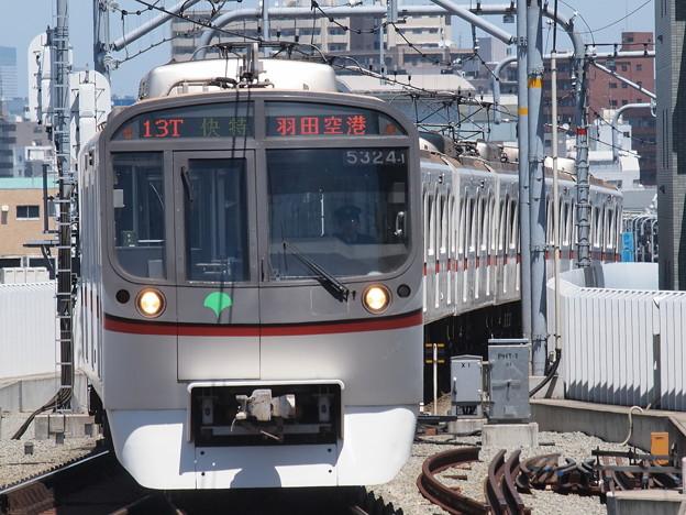 都営5300形エアポート快特 京急本線蒲田駅