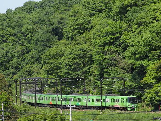 京王8000系準特急 京王高尾線高尾~高尾山口02