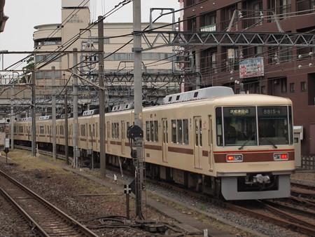 新京成8800形    新京成線松戸駅01