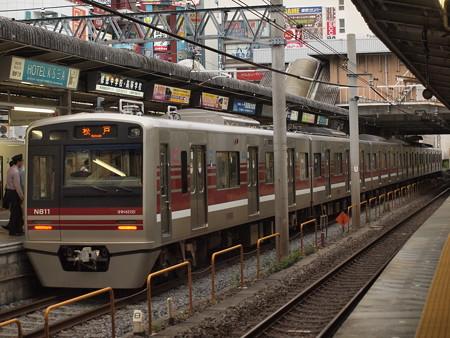新京成N800形    新京成線松戸駅01