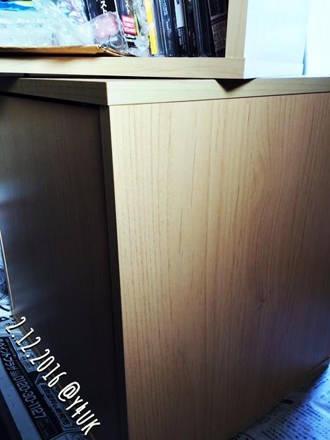 部屋改造計画その10搬出3コ ~Cube Box