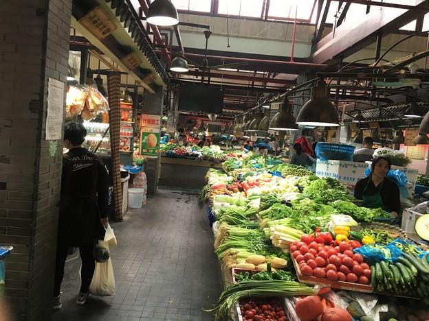 泰康路 田小房の市場 (1)