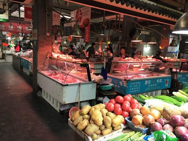 泰康路 田小房の市場 (3)