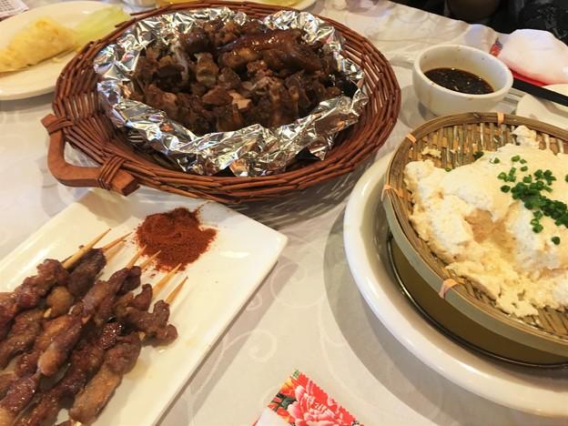東北人(水城路)の料理 (7)