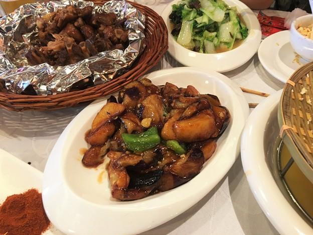 東北人(水城路)の料理 (10)