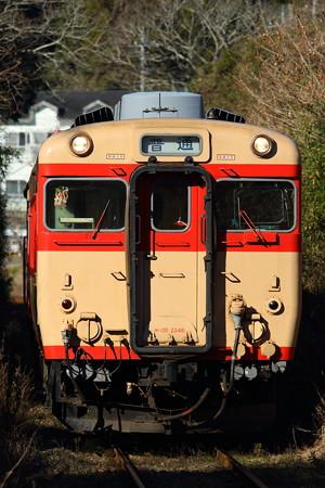 いすみ鉄道 キハ28 2346 キハ52 125