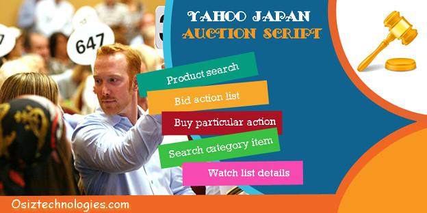 Yahoo Auction Auto Bidding Script