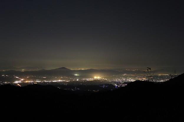 鬼ノ城からの夜景 その2