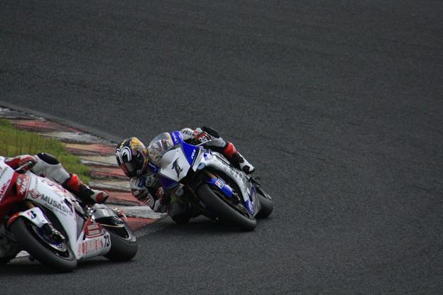 #1 YAMAHA FACTORY RACING TEAM/中須賀克行選手05