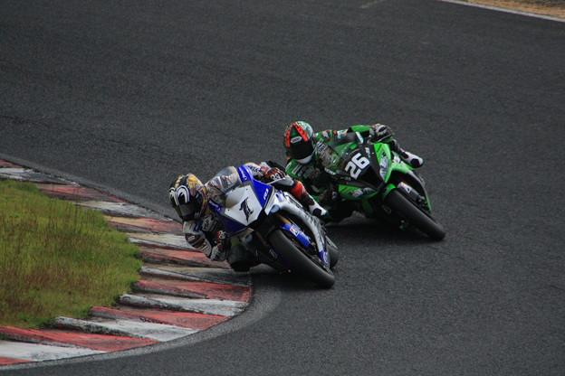 #1 YAMAHA FACTORY RACING TEAM/中須賀克行選手06