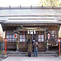 伊香保神社-伊香保温泉の旅