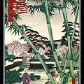 43覚満寺の夕景