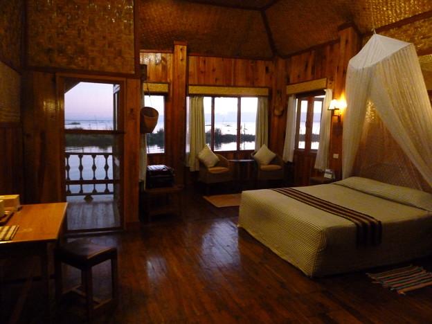 ホテル Paradice Inle Resort