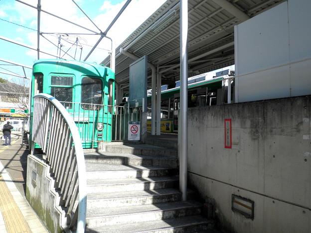 世田谷線:宮の坂駅-02