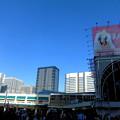 Photos: 品川駅高輪口界隈_品川駅高輪口&港南口高層ビル群