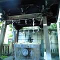 Photos: 品川駅高輪口界隈_高山(稲荷)神社-03手水舎