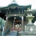 Photos: 品川駅高輪口界隈_高山(稲荷)神社-02社殿b