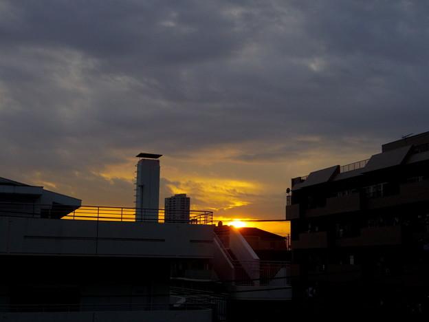 夕焼け_2014.02.28.-01b