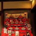 Photos: 赤羽-北区ふるさと農家体験館-01旧松澤家住宅_雛壇(七段飾り)