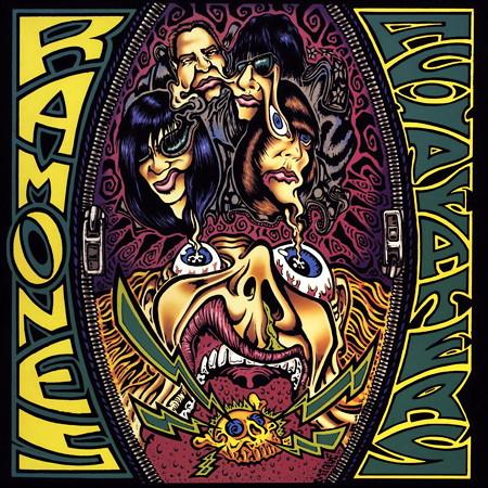RAMONES_Acid Eaters(アルバム)