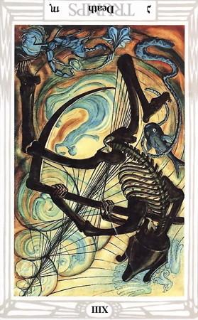 タロットカード_Death(4)