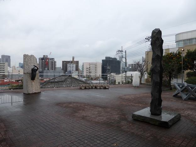 Photos: 現代彫刻美術館の野外展示