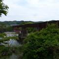 西武池袋線旧入間川橋梁