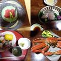 写真: 弓月夕飯