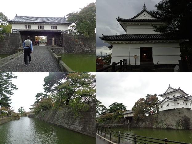 阿賀野川新発田城