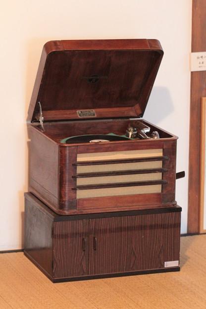 金子みすゞ が愛した蓄音機