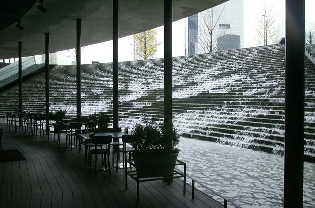 寒風オープンカフェ01