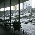 Photos: 寒風オープンカフェ01