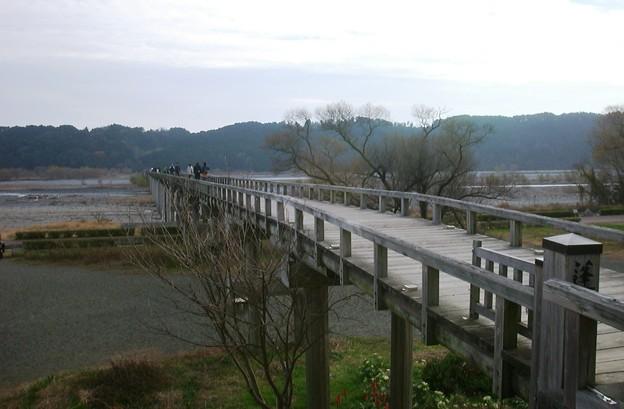 Photos: 蓬莱橋07