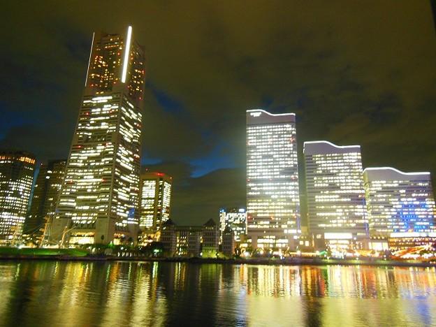 MM21の夜景♪