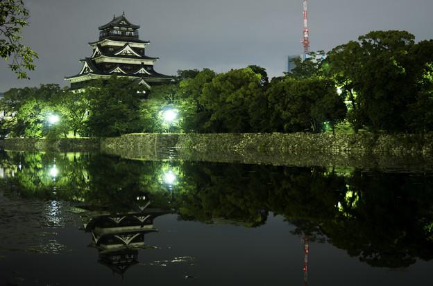 写真: 9.『広島城x2』