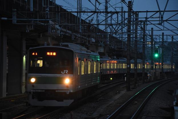 205系埼京線