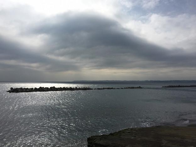 海が見える場所