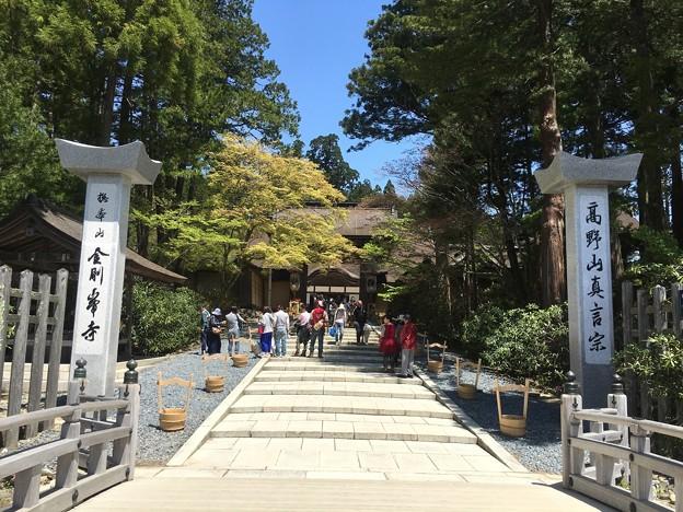 Photos: 高野山・金剛峯寺